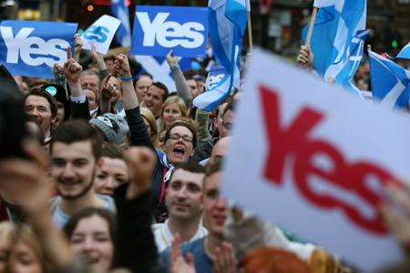Scots to have second referendum on independence