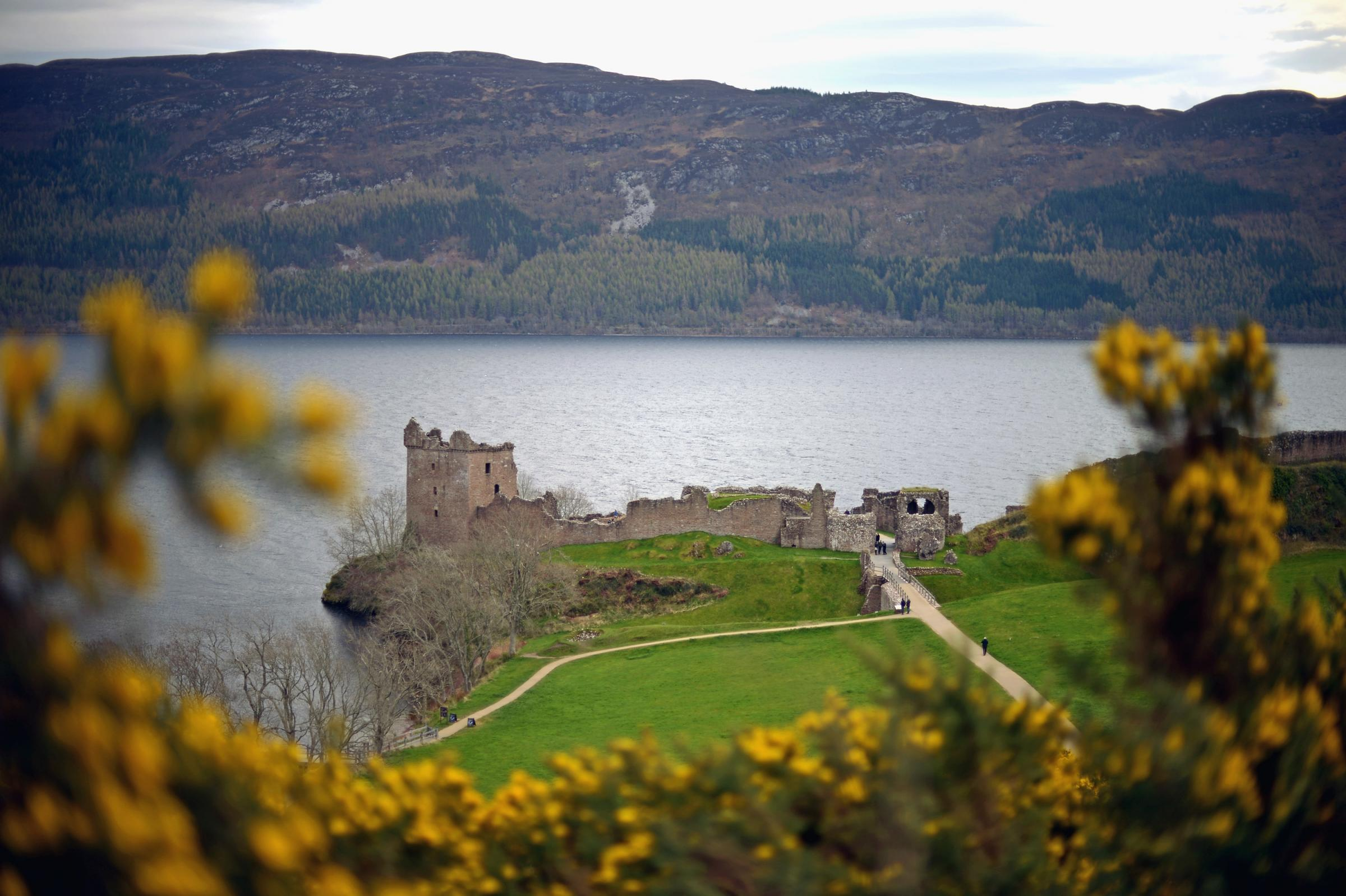Urquhart Castle, one of Inverness's key attractions, offers panoramic views of Loch Ness