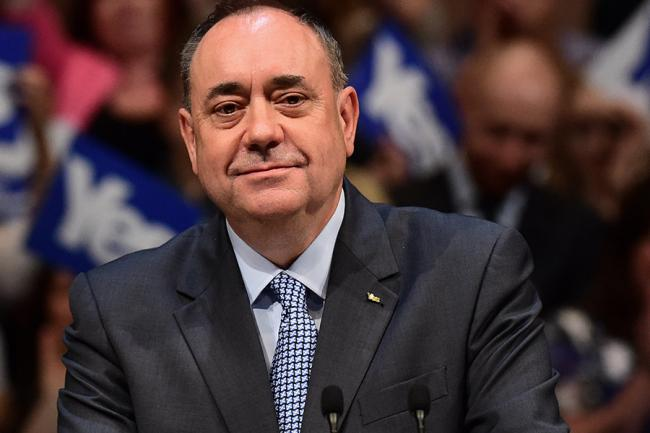 Alex Salmond said Nicola Sturgeon would have no compunction about calling another referendum under certain circumstances