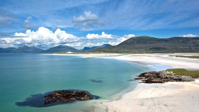 From The Beaches Of South Harris To Landmarks Harry Potter Scotland Has Wide Eal