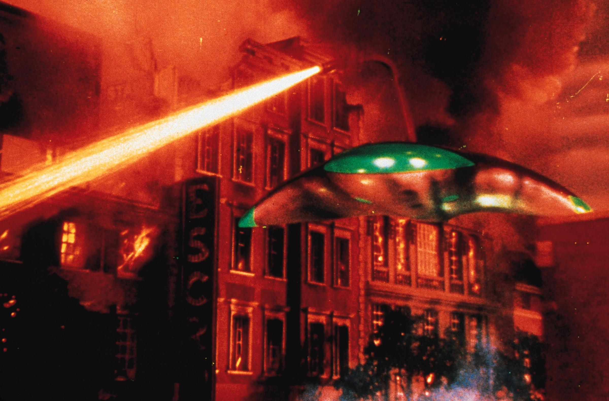 War of the Worlds, perhaps the most famous of Wells' work