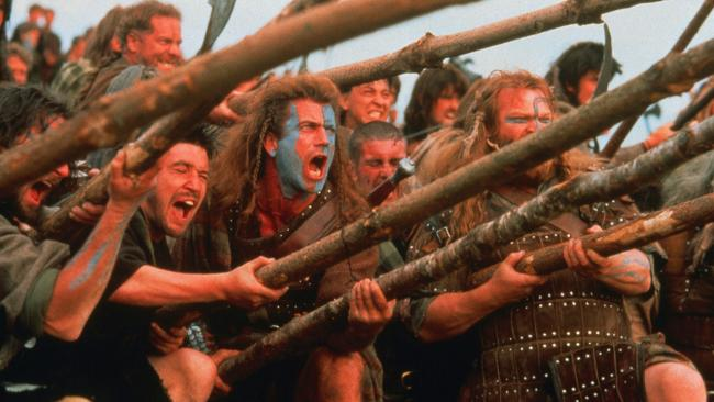Mel Gibson, who both directed and starred in Braveheart, is adamant that his film 'woke something up' in Scotland which led to the formation of the Scottish Parliament