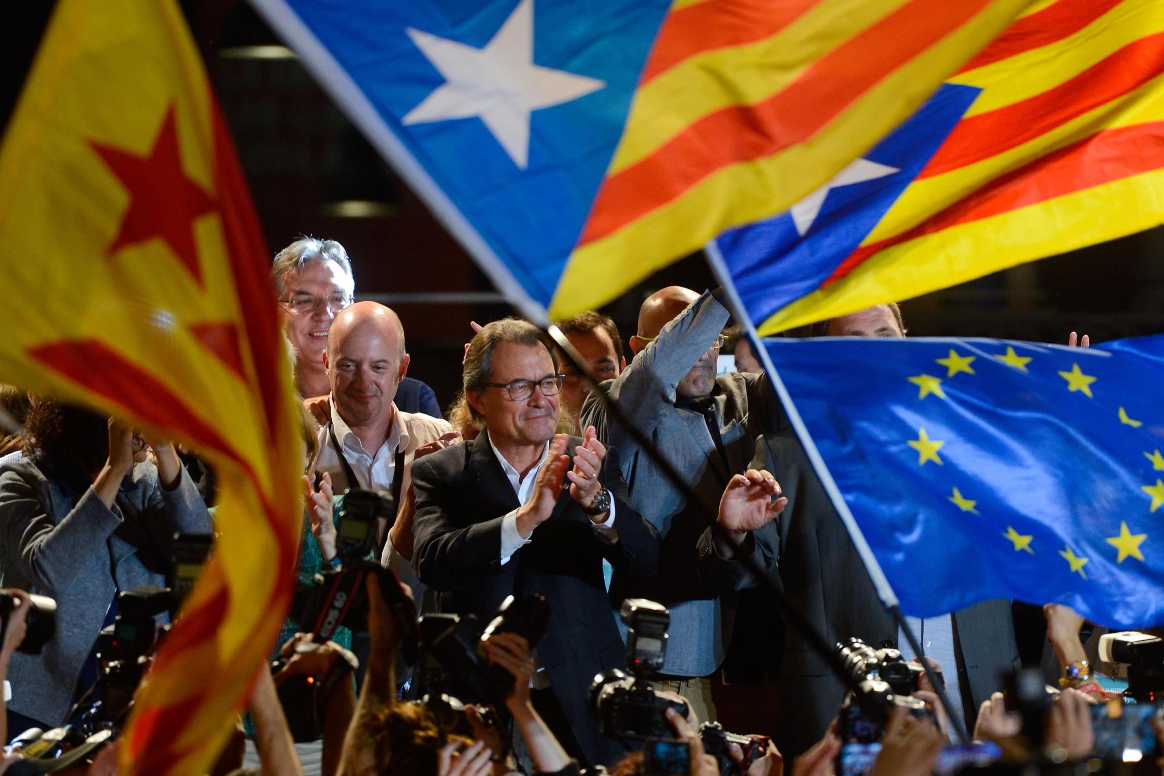 George Kerevan: Catalonia's vote on indy will have consequences for Scots and the EU