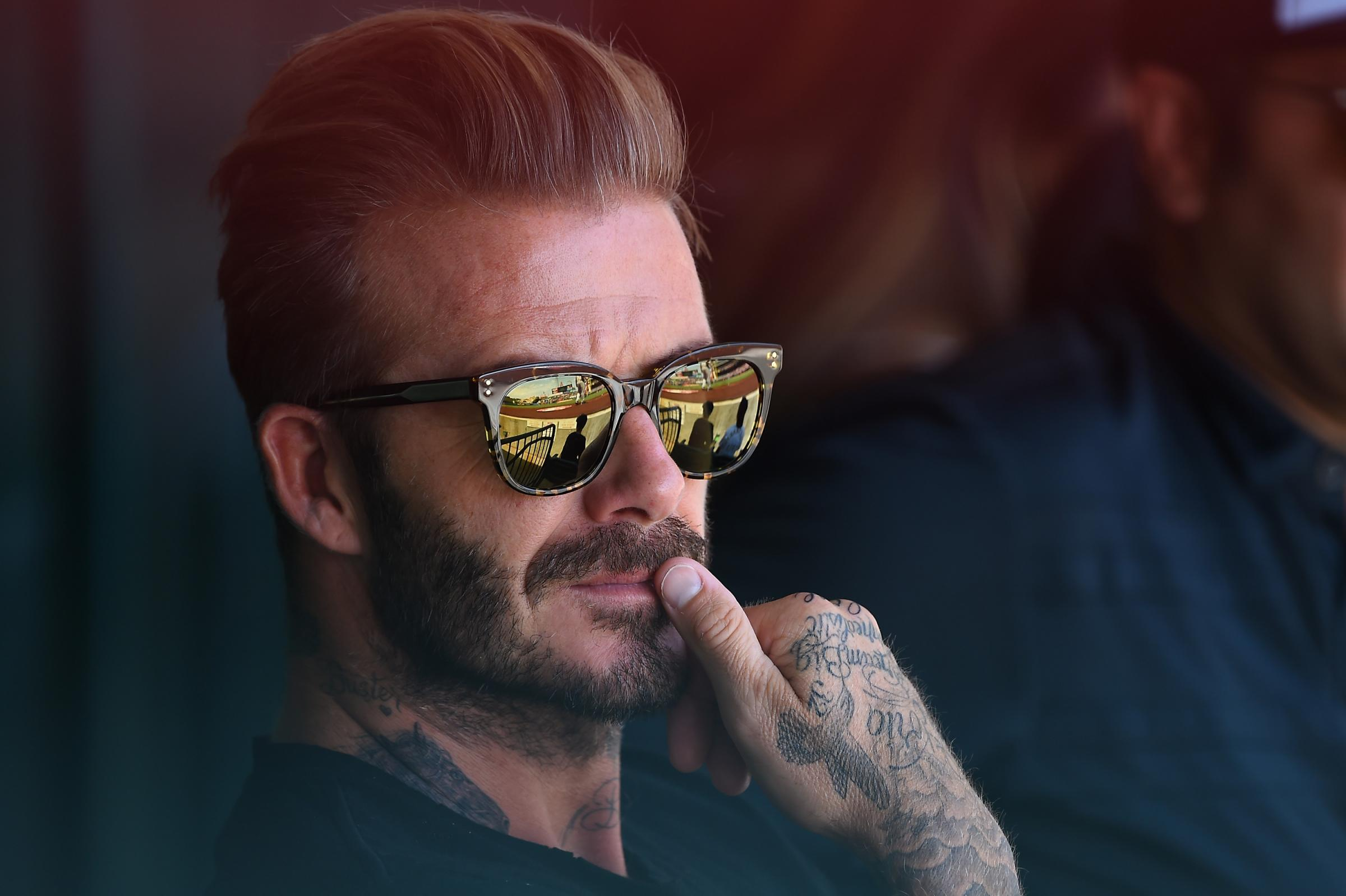 Kevin McKenna: David Beckham's quest for a knighthood reveals some