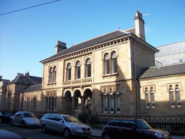 Western Baths Club has been forced to take action