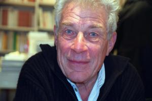 John Berger came to Scotland in 1982 as one of the judges for the MacDiarmid Memorial Sculpture competition