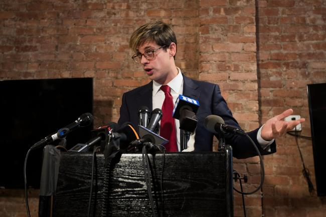 Milo Yiannopoulos has been nominated to be the next rector of the University of Glasgow