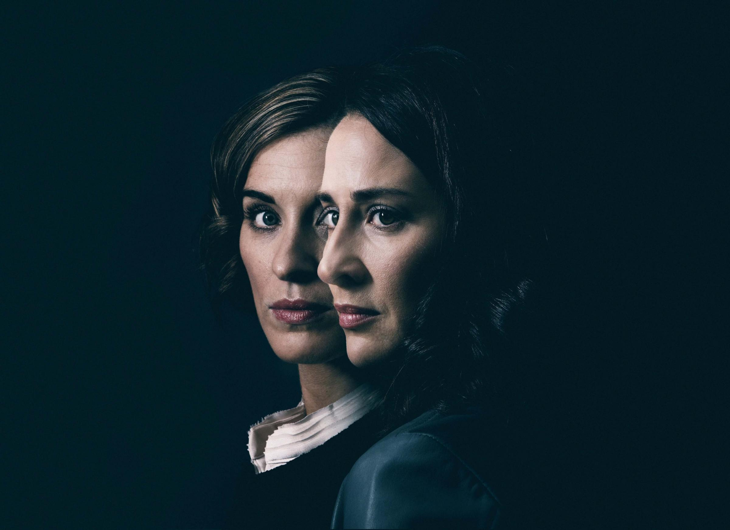 Morven Christie, left, and Vicky McClure star in The Replacement