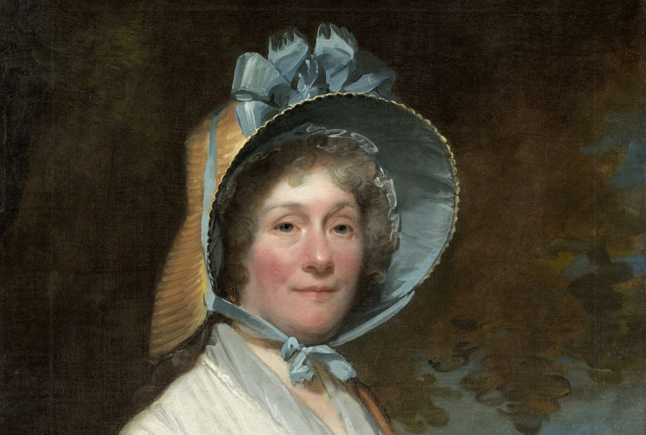 Henrietta Liston was the wife of Robert, the first UK ambassador to the US