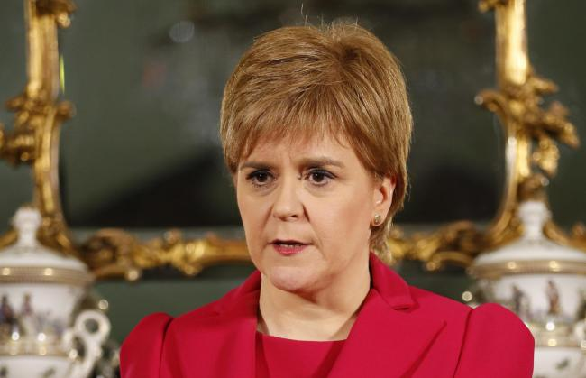 Since announcing a second independence referendum, the First Minister has received death threats