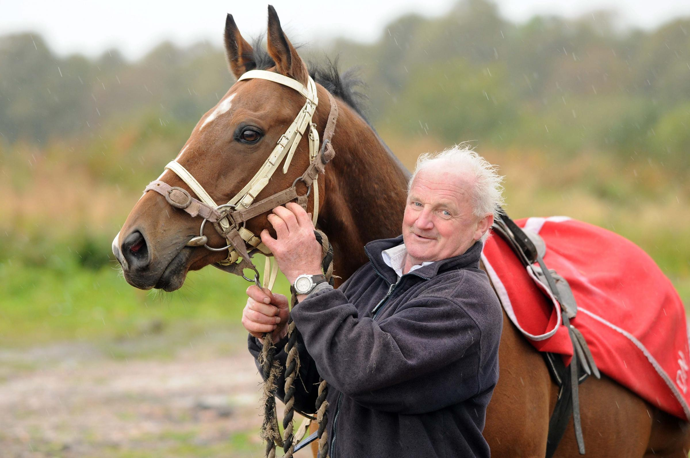 Former racehorse trainer Donal Nolan and his partner Mel Collins are seeking permission to take their case to the Supreme Court. Photograph: David McNie