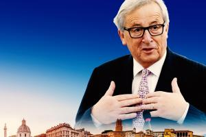 Jean Claude Juncker, President of the European Commission, attacked Theresa May for her role in Britain's move to quit the EU