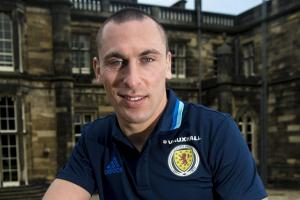 Scott Brown is backing the Scotland manager whatever the result against Slovenia tomorrow night