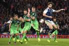 Charlie Mulgrew was deployed in central defence against Slovenia and his influence was clear to see