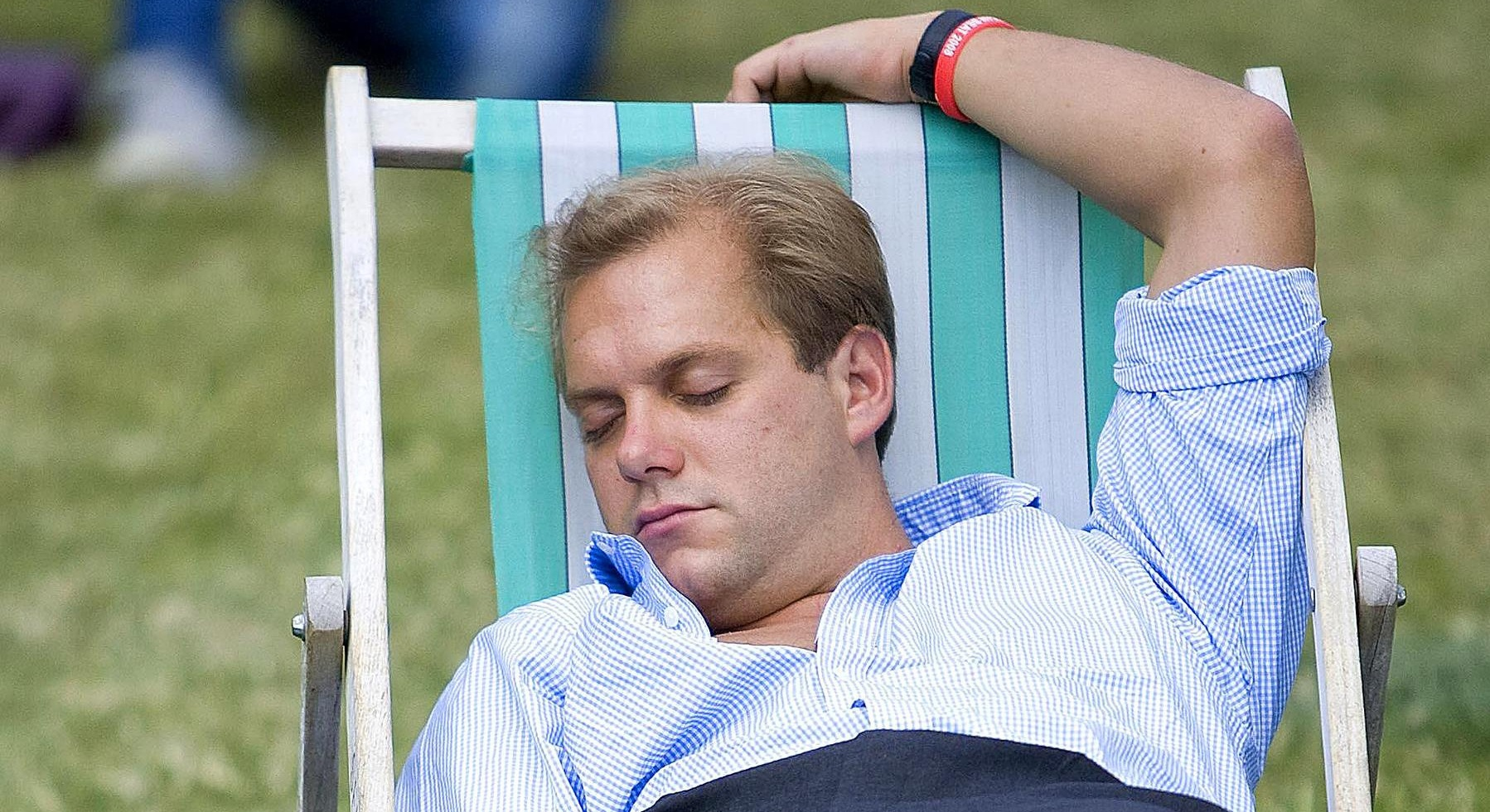 The study found naps of under 30 minutes can improve well-being. Photo: Carl Court/PA