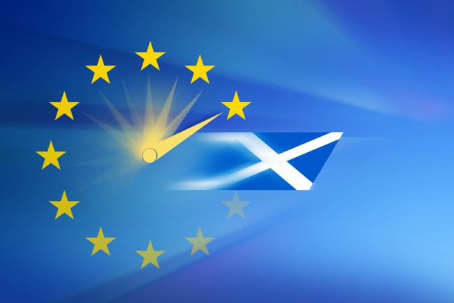 German MEP Elmar Brok stressed Scotland is already an EU member and fulfils all its conditions