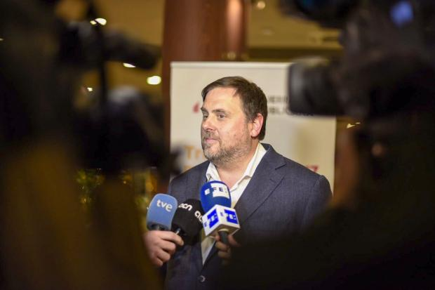 The National: Oriol Junqueras