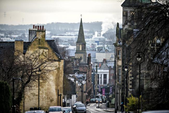 Stirling is a jewel in Scotland's crown and home to a diverse population