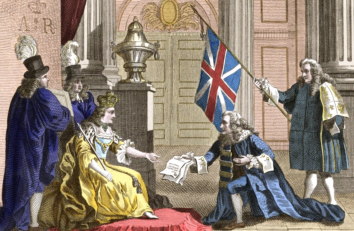 Back In The Day: The shameful dying days of Scotland's independence before the Act of Union