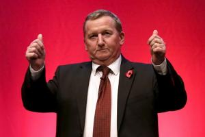 Alex Rowley accused the SNP of cutting £1.5bn from local services since 2011