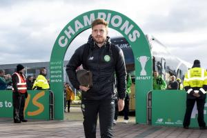 Stuart Armstrong believes Celtic are always better with Scott Brown