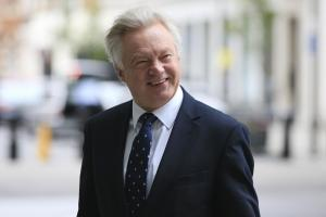 Davis, the UK's Brexit secretary, sent the letter to his Scottish counterpart