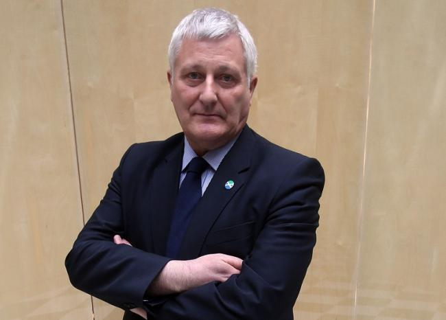 Green MSP John Finnie defended his plan for legislation to remove the defence of 'justifiable assault'