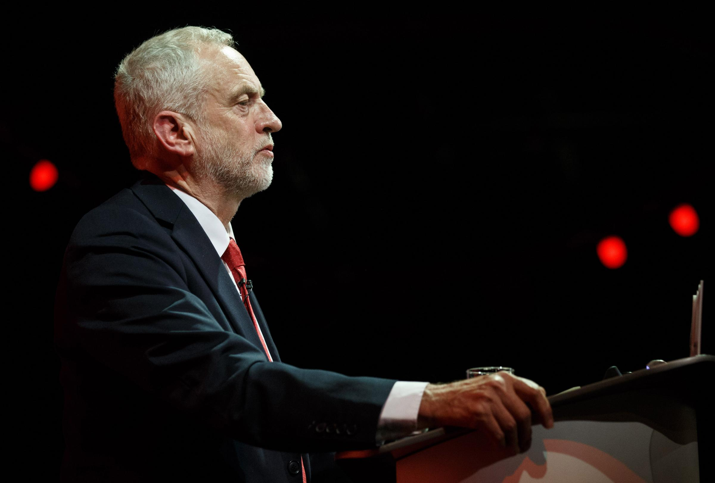 Jeremy Corbyn said he would 'obviously open discussions' with Sturgeon