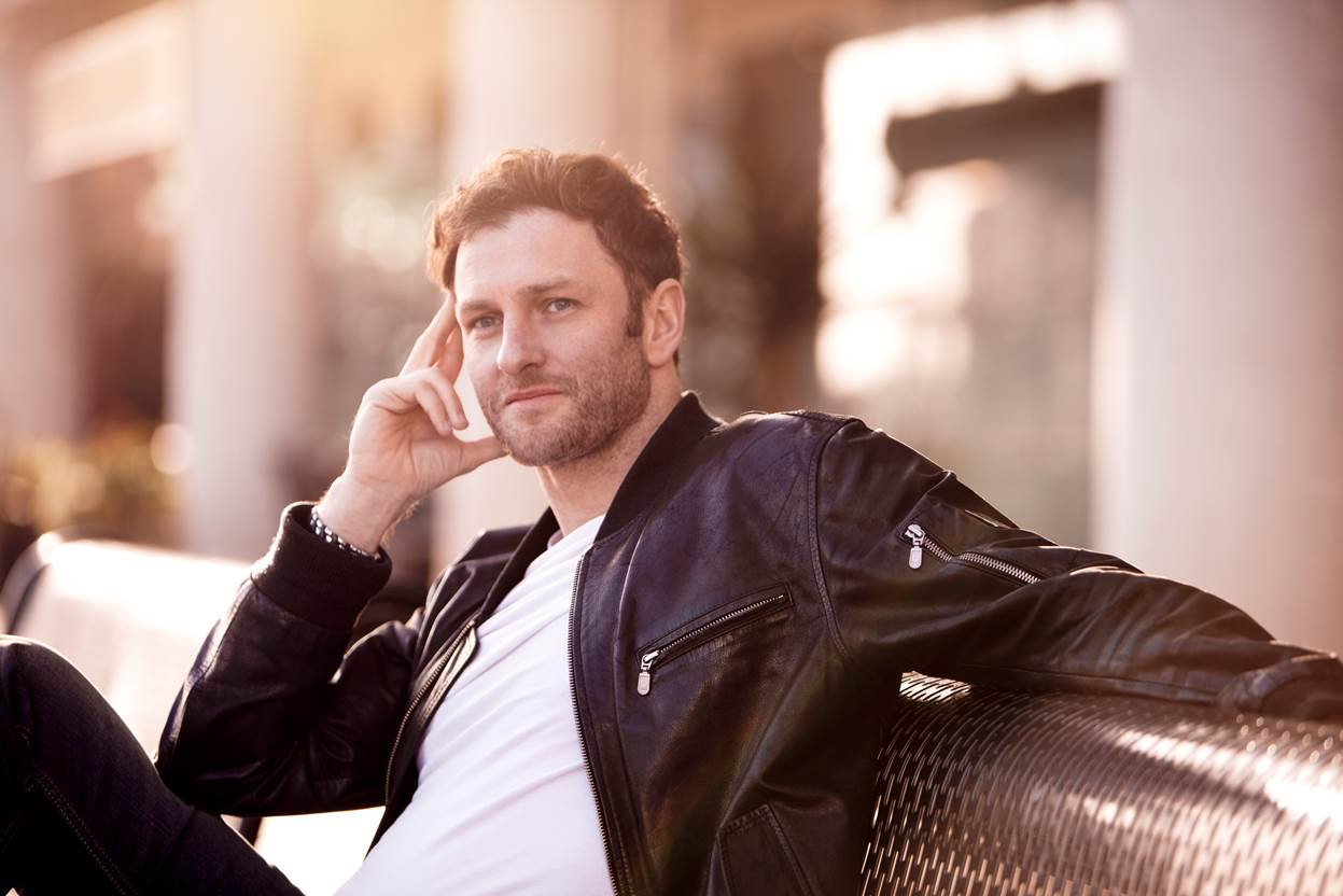 Steven Cree has been travelling through the centuries in his recent roles