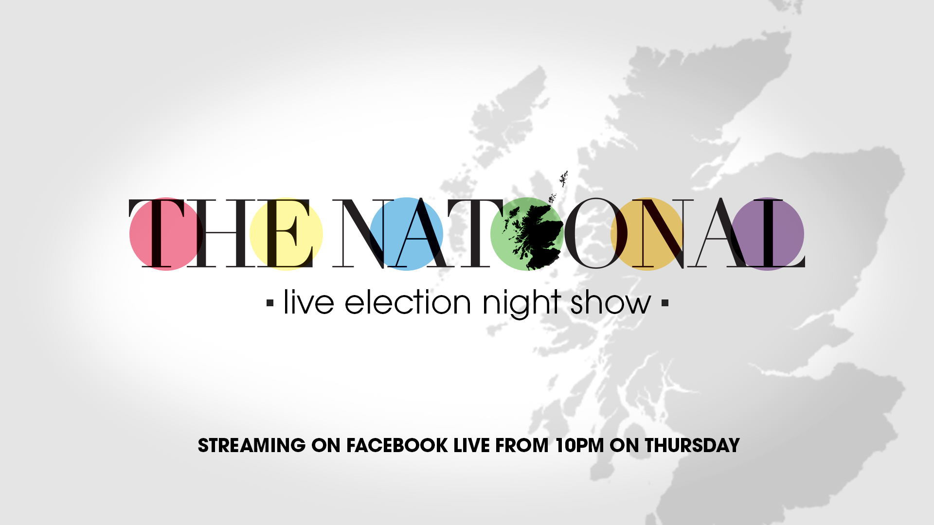 The National brings you our very own election night show