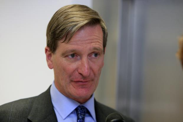 The National: former attorney general Dominic Grieve