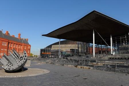 The National: The Welsh Assembly based in Senedd in Cardiff Bay (picture) is expected to be renamed the Welsh Parliament or Senedd Cymru