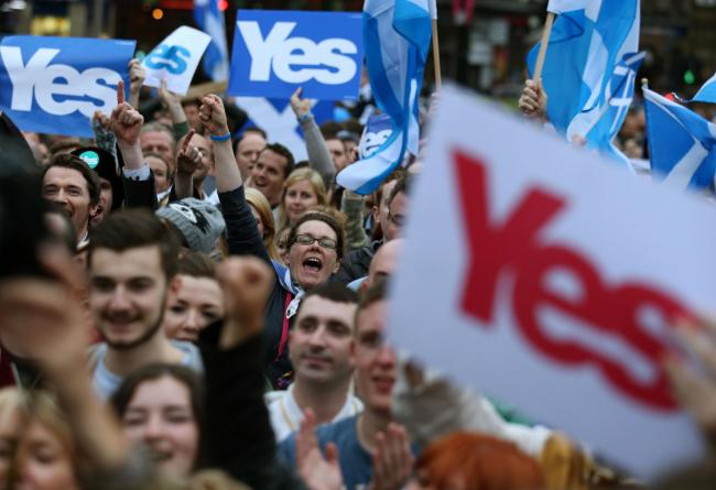 In between the two General Elections, the SNP lost nearly half a million votes