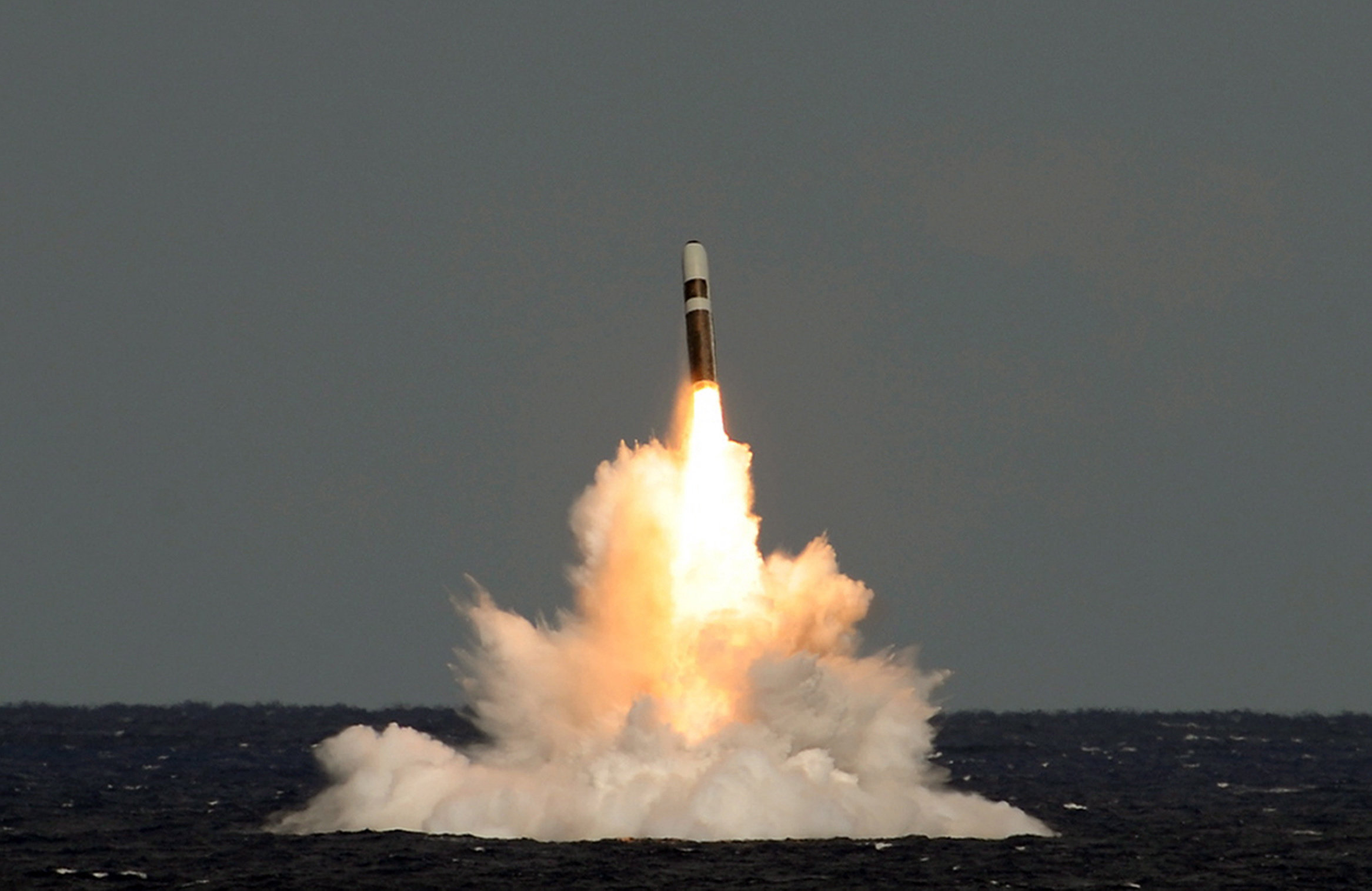 An independent Scotland would be unlikely to keep Trident – saving money