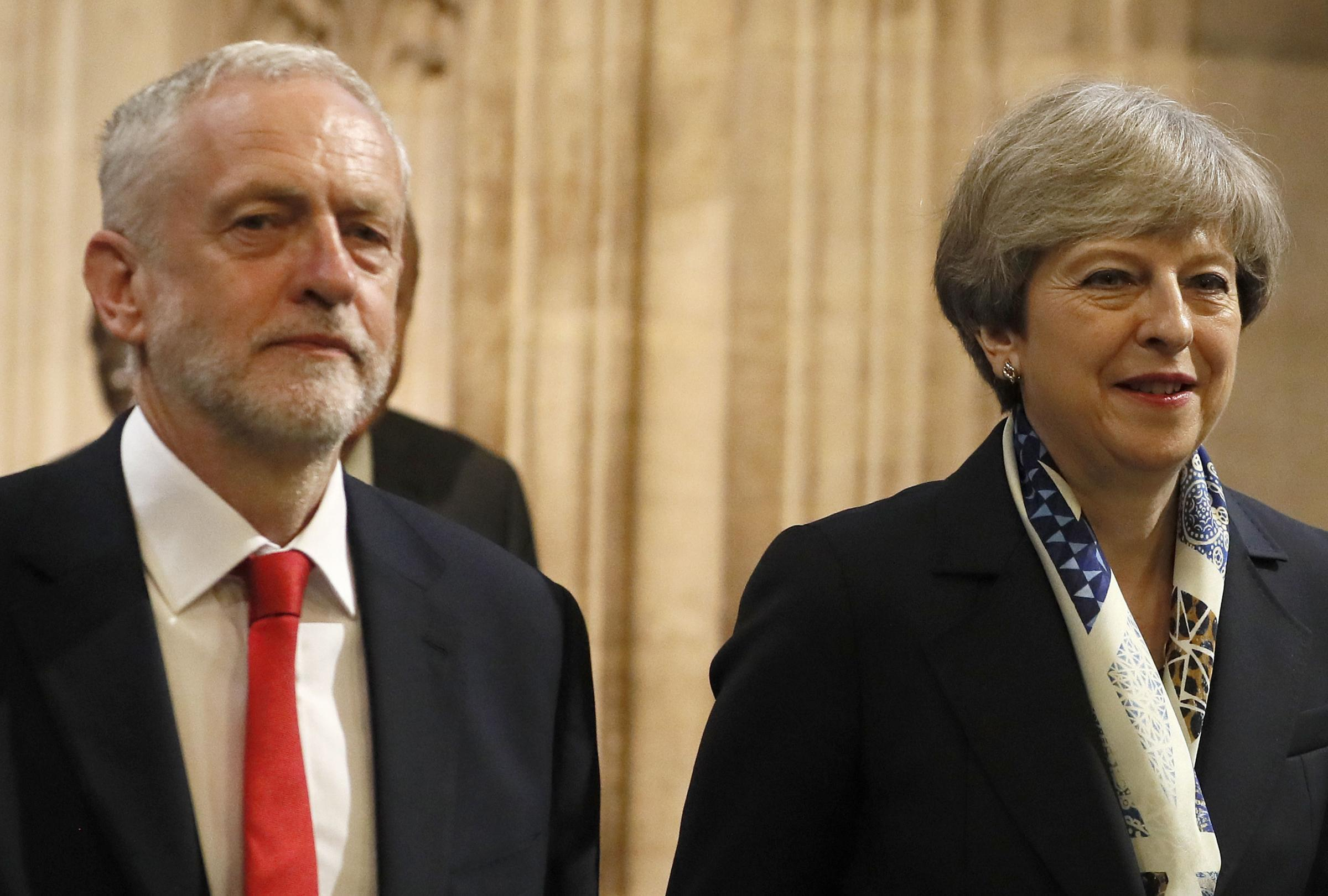 Theresa May and Jeremy Corbyn are part of a legacy that has failed us