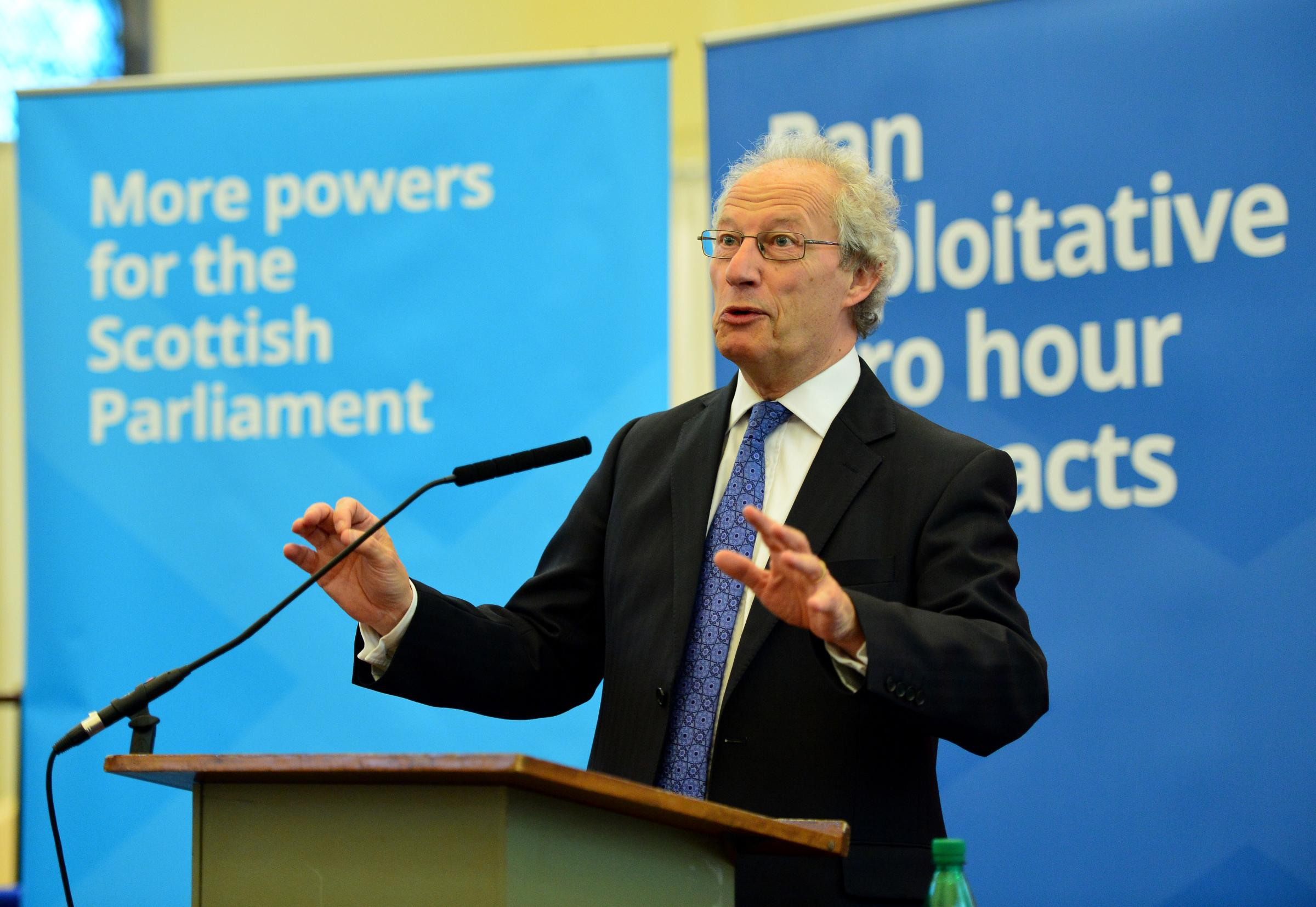 Former First Minister Henry McLeish says Prime Minister Theresa May has turned her back on 'four-nation politics'
