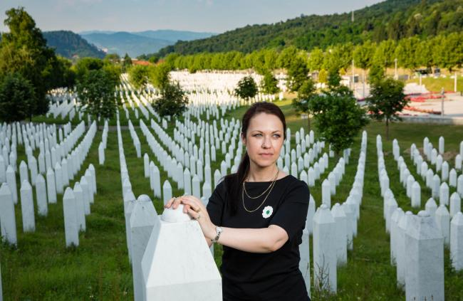 Where Logic Ends Bosnia Begins A Report From Bosnia Herzegovina By
