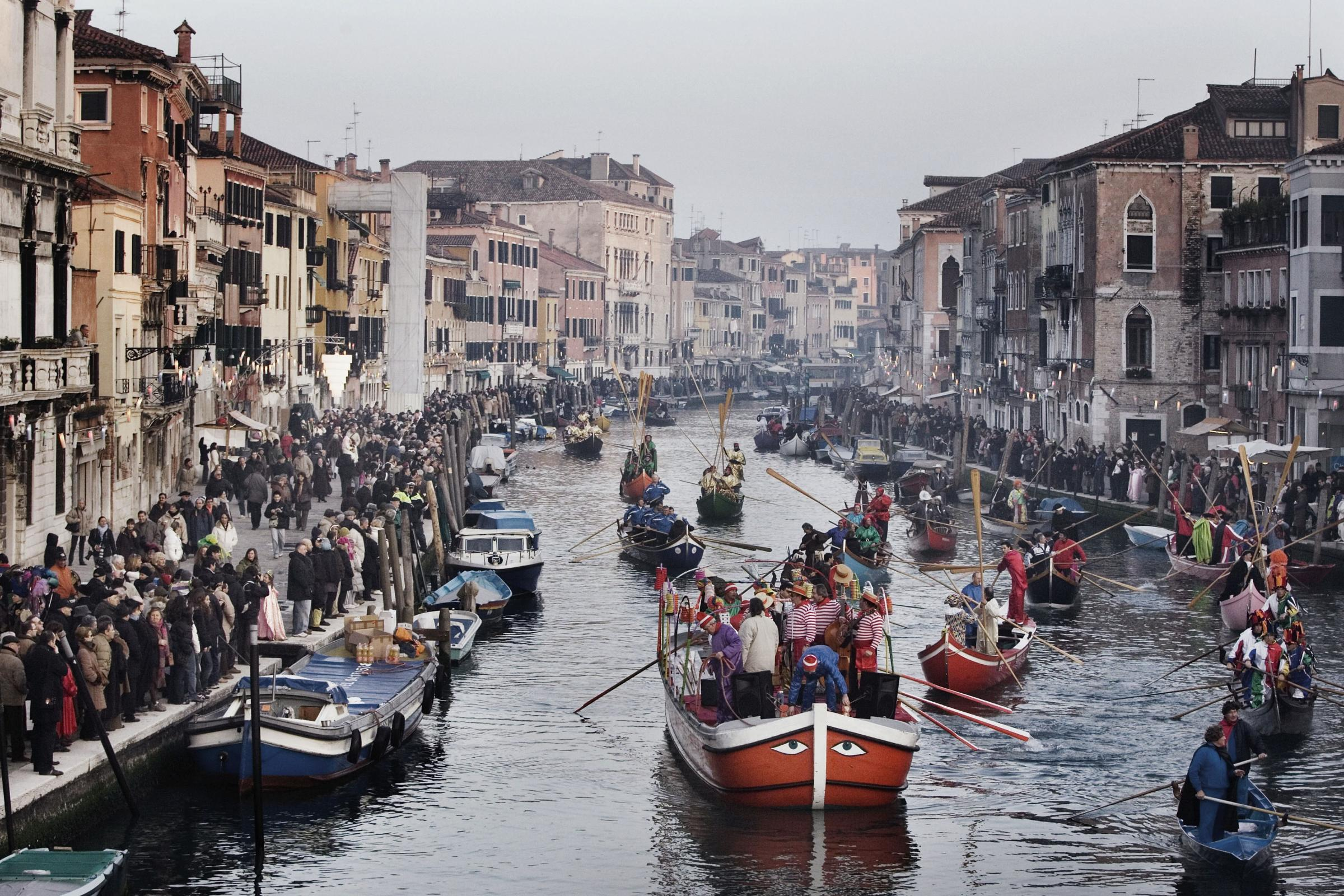 Venice has seized the initiative in tackling the downsides of tourism