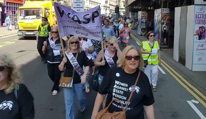 The WASPI campaign says the government are implementing the changes without fully thinking them through