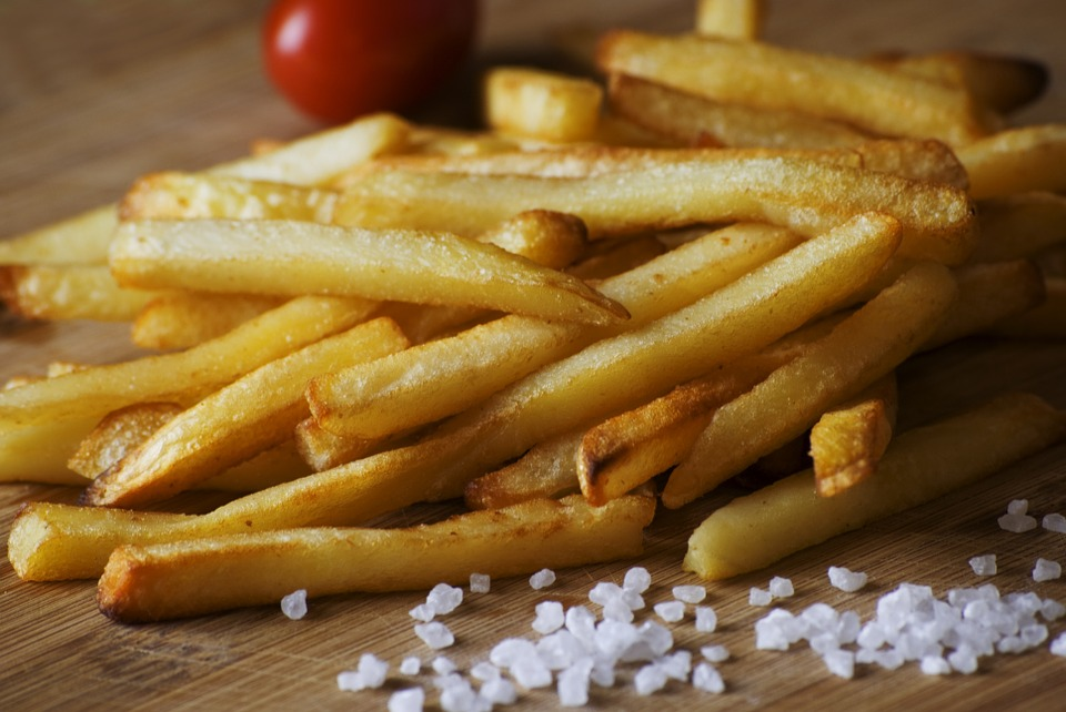 A sensible approach to diet can let us enjoy all the foods we love – even chips