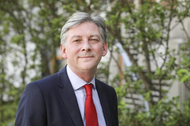 The National: Richard Leonard doesn't believe there is a popular backing for independence