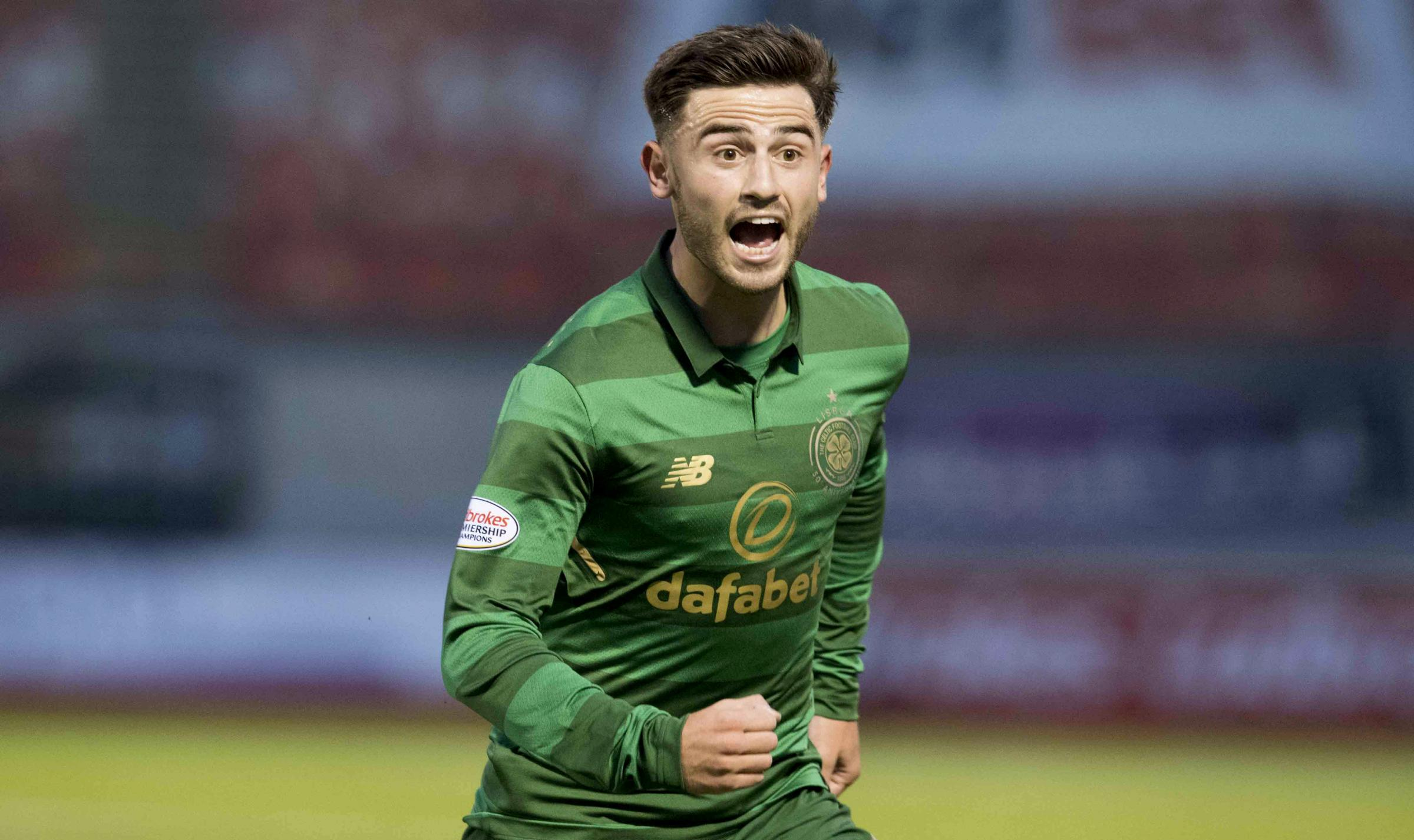 Patrick Roberts retuned to the club on loan from Manchester City
