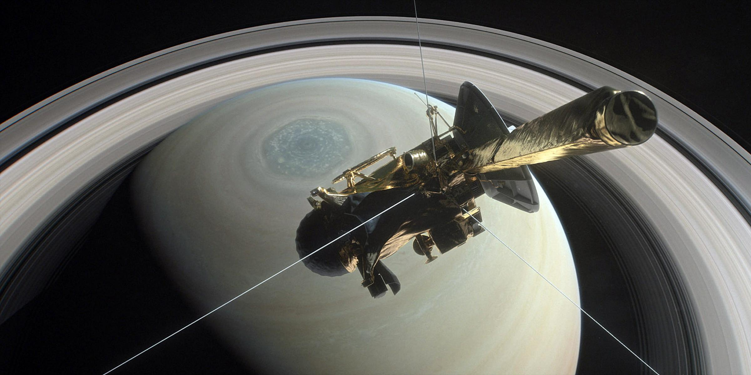 Cassini is said to have transformed our understanding of the second-largest planet in our solar system