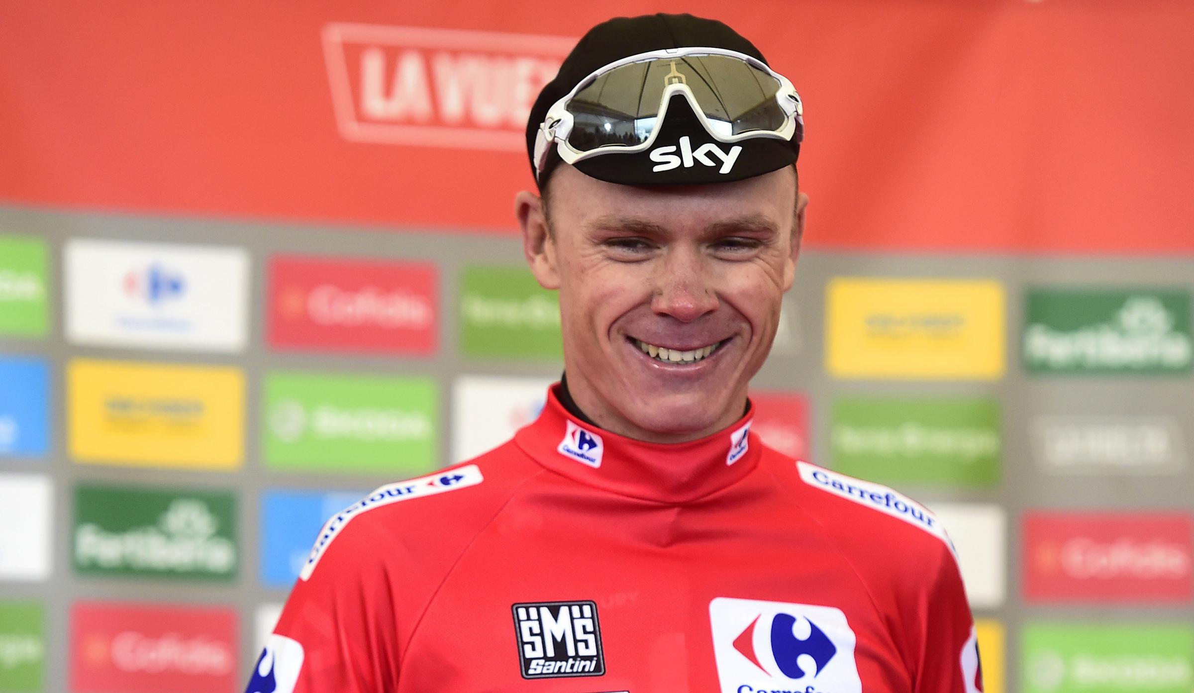 Chris Froome will ride in the time trial at the world championships