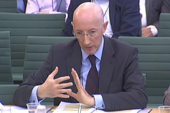 HMRC permanent secretary Jim Harra said error and fraud 'could be between 5% and 10%