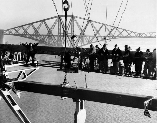 Scotland's great engineering feats: A journey from the original Forth Bridge to the QE2