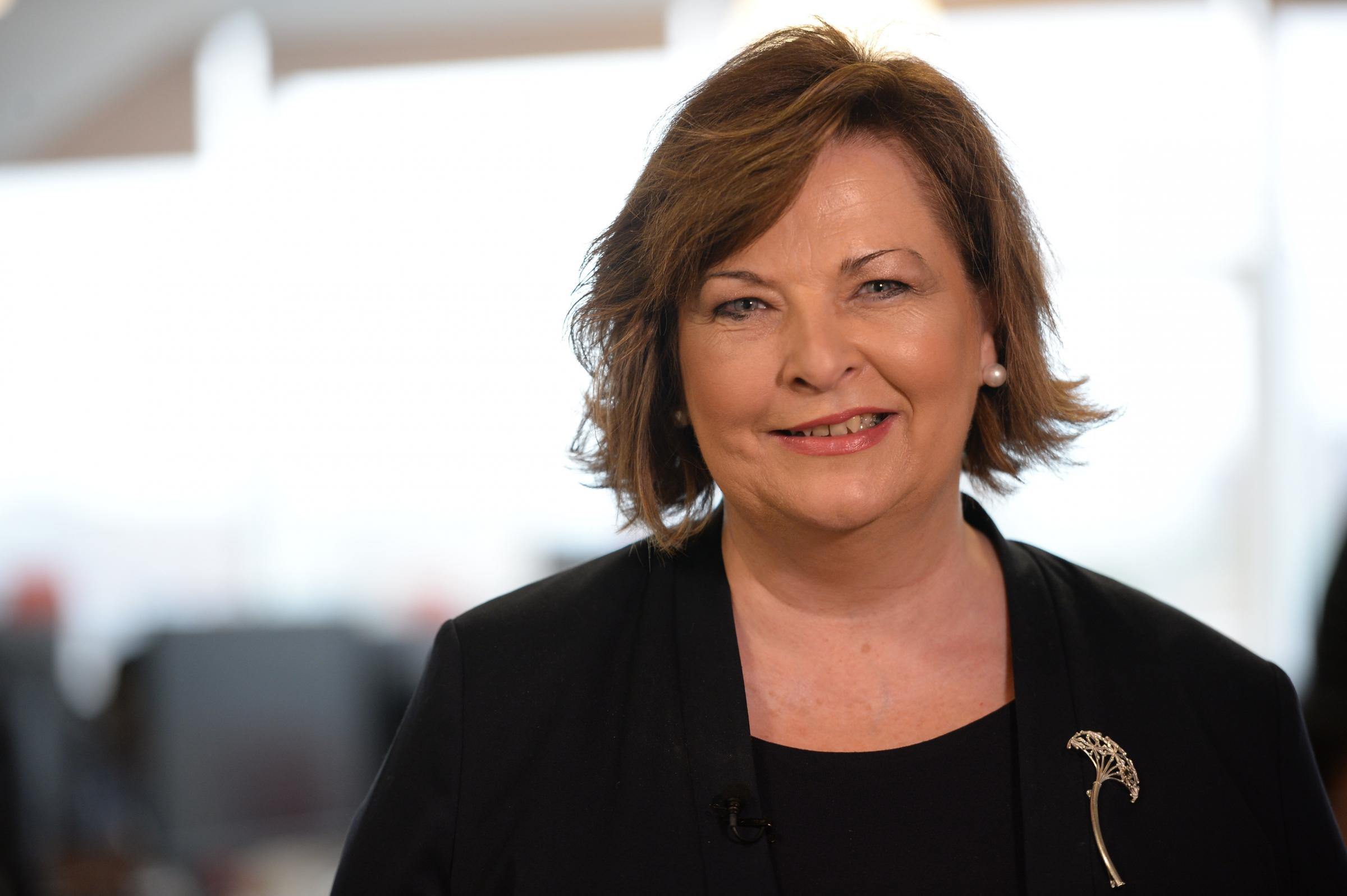 Fiona Hyslop, Cabinet Secretary for Culture, Tourism and External Affairs, praised the 'vital role' played by libraries