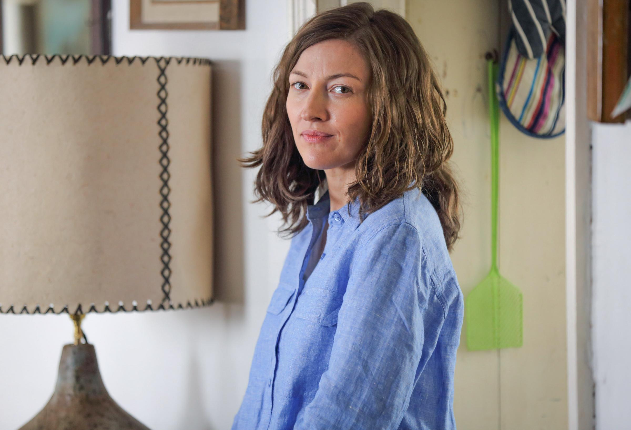 Kelly Macdonald as Julie Lewis in The Child In Time