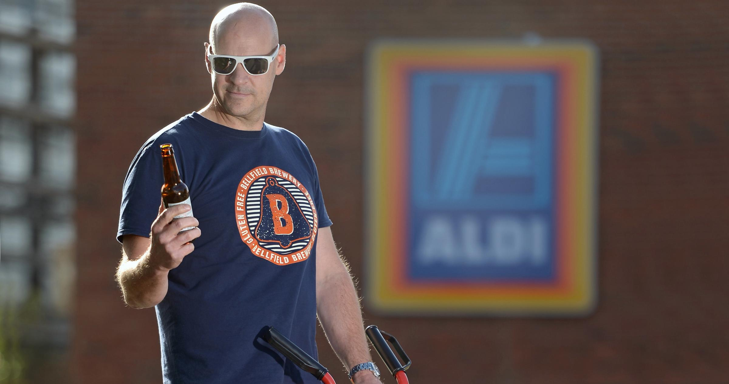 Two Bellfield Brewery beers arrive in Aldi stores this week