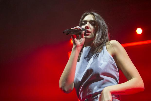The National: Dua Lipa's track found itself with a feature from the First Minister